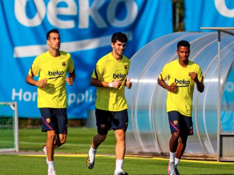 Oficial: Barcelona anuncia una nueva salida y se reserva el 50% para una futura venta