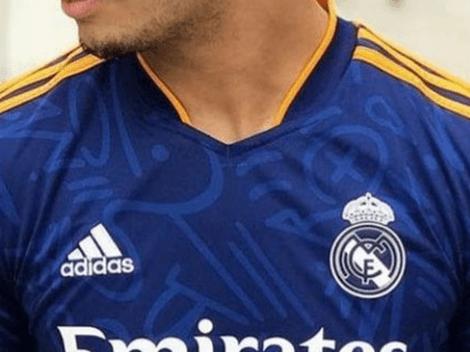 La nueva camiseta del Real Madrid tiene los colores de Boca... ¡Y los hinchas ya se lo quieren comprar!