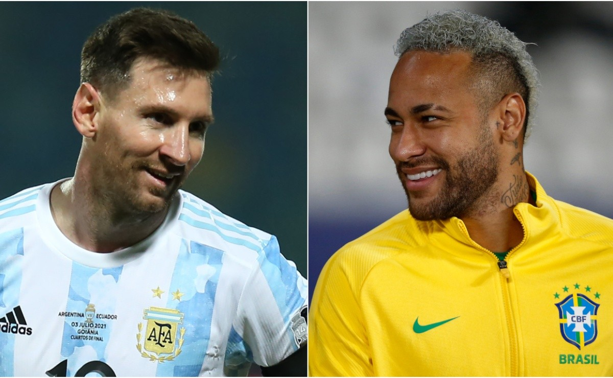 Argentina vs Brazil: TV Channel, how and where to watch or stream live online free Copa America 2021 Final