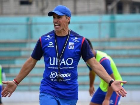 """Peirano sobre el duelo entre Mannucci ante San Martín: """"Vamos a enfrentar a un equipo competitivo"""""""