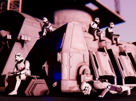 Este mod de Fallout New Vegas lo convierte en un espectacular juego de Star Wars