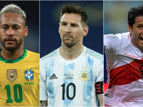 Copa America 2021: The best XI of the South American tournament