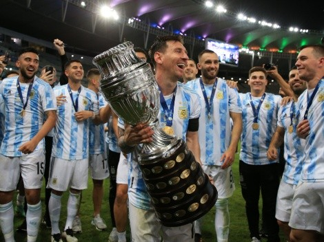 Copa America 2021: How many trophies have Argentina won?