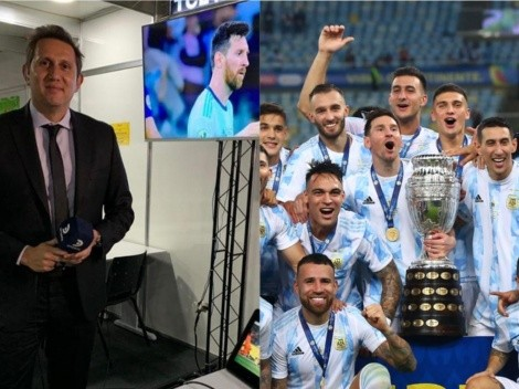 """Varsky: """"Perdíamos todas las finales, con Chile dos por penales"""""""