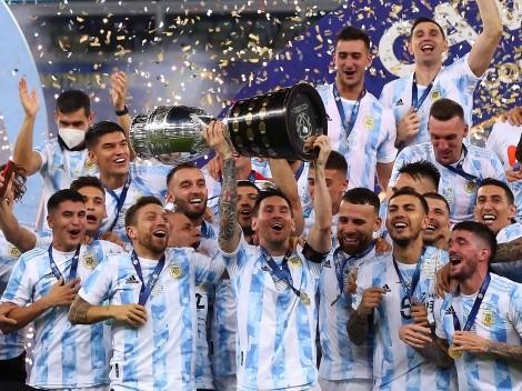 ¿Argentina puede jugar contra el campeón de la Eurocopa?