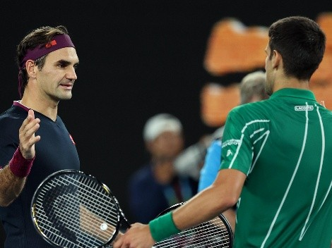 Wimbledon: El mensaje de Roger Federer a Novak Djokovic tras su consagración