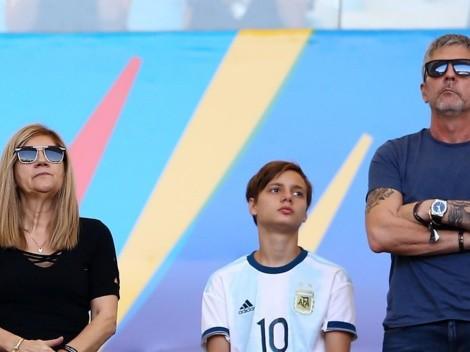 Orgullo: la publicación de Jorge Messi después de la conquista de Lionel