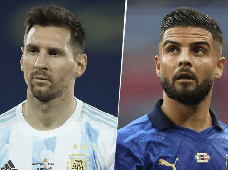 Argentina vs. Italia: ¿cuándo podrían jugar la final?
