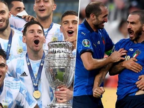 Argentina vs. Italia: ¿cuándo podría jugarse una posible final intercontinental?