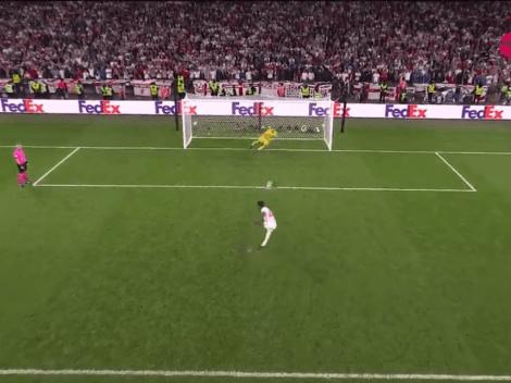 Video: Donnarumma se lo atajó a Saka e Italia ganó la Eurocopa