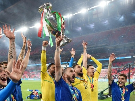 Italia campeón: Así quedó la tabla histórica de campeones de la Eurocopa