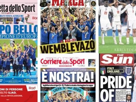 Nace el Wembleyazo en Europa