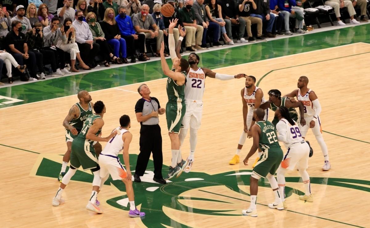 NBA Finals 2021: calendario, partidos, hora y TV de Finales entre Milwaukee  Bucks y Phoenix Suns