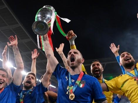 ¿Cuánto cobrarán los jugadores italianos por haber ganado la Eurocopa?