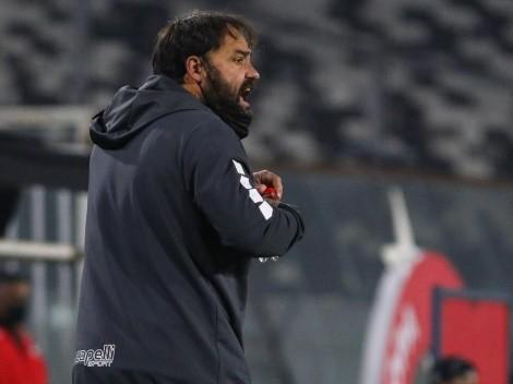 """Coto Sierra y su enojo con el árbitro: """"¿Sabes cuántas faltas tenemos nosotros?"""""""