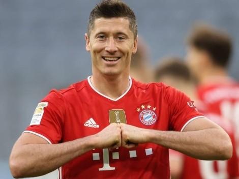 Lewandowski aguarda oferta do Real Madrid, que já projeta investida; contrato no Bayern vai até 2023