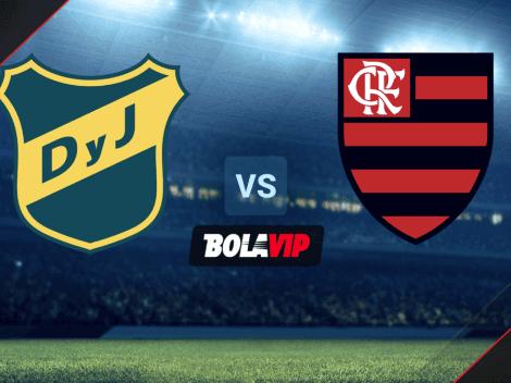 Defensa y Justicia vs. Flamengo: cómo, cuándo y dónde juegan por la Copa Libertadores