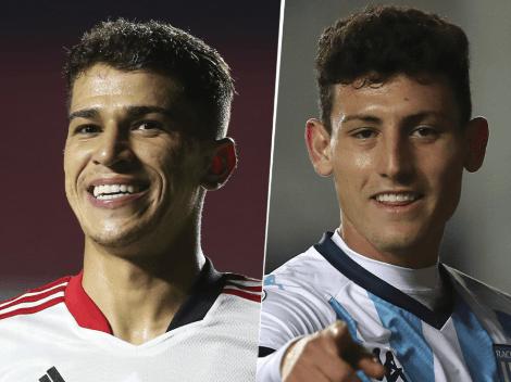 EN VIVO: San Pablo vs. Racing por Copa Libertadores