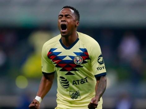 Renato Ibarra podría quedarse en el América