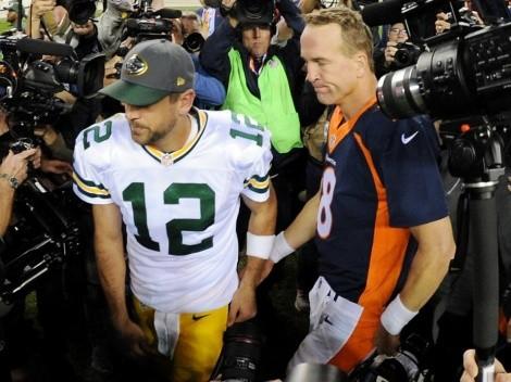 Peyton Manning da su opinión sobre la novela Aaron Rodgers y los Packers