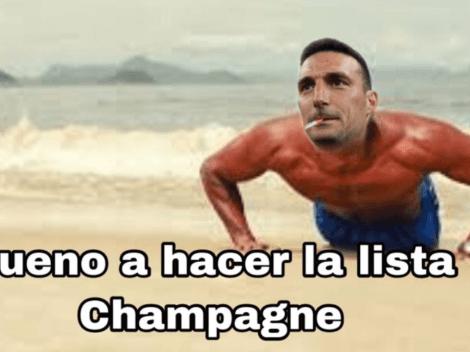 Los mejores memes de la entrevista de Fantino con Scaloni en ESPN Fútbol Show