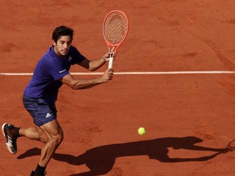Cristian Garin ya tiene rival para su estreno en el ATP 250 de Bastad