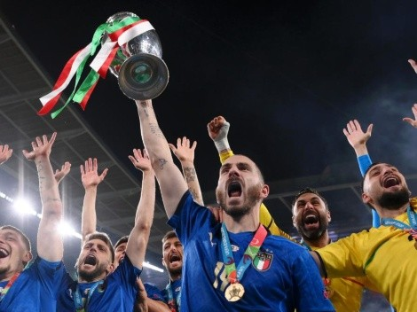 UEFA publica el once ideal de la Euro