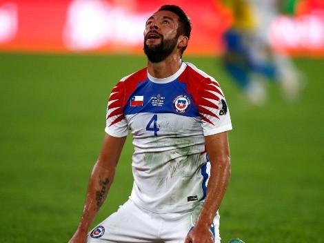 Mauricio Isla en el once ideal de la Copa América