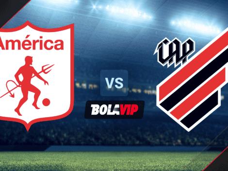 VER HOY América de Cali vs. Athletico Paranaense por la Copa Libertadores | Fecha, hora y canales de TV para VER EN VIVO el partido