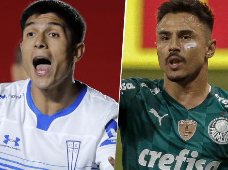 ¡FINAL! Universidad Católica 0 - 1 Palmeiras por Copa Libertadores | Octavos de final