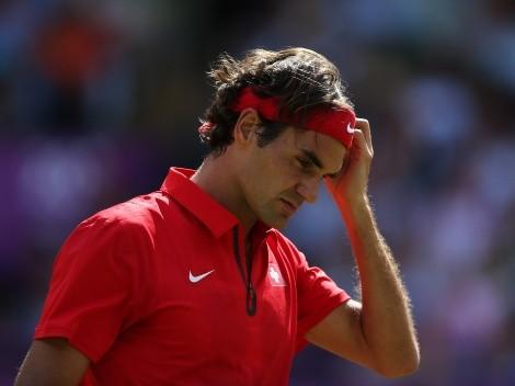 ¡Malas noticias! Roger Federer se baja de los Juegos Olímpicos de Tokio 2020