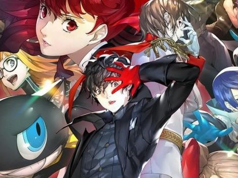SEGA y Atlus preparan el anuncio de más juegos de Persona este año