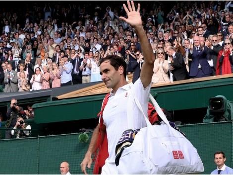 ¡Sonríe Djokovic! Roger Federer se baja de los Juegos Olímpicos Tokio 2020