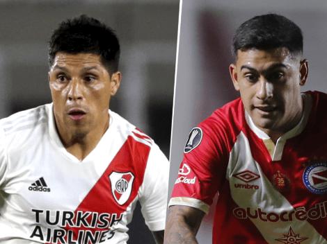 VER en USA | River Plate vs. Argentinos Juniors: Pronóstico, cómo, cuándo y dónde ver EN VIVO el partido la Copa Libertadores 2021