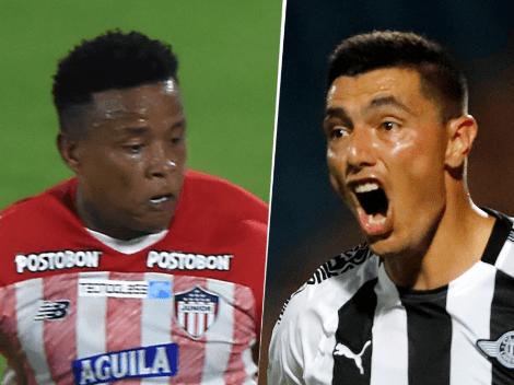 VER en USA   Junior de Barranquilla vs. Libertad: Pronóstico, cómo, cuándo y dónde ver ONLINE EN VIVO por la Copa Sudamericana 2021