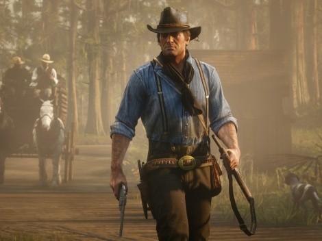 Así se ve Red Dead Redemption 2 en PC con Nvidia DLSS