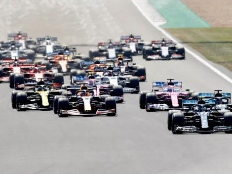 Cómo largan el GP de Gran Bretaña | Día, hora y TV para VER EN DIRECTO la carrera de la Fórmula 1