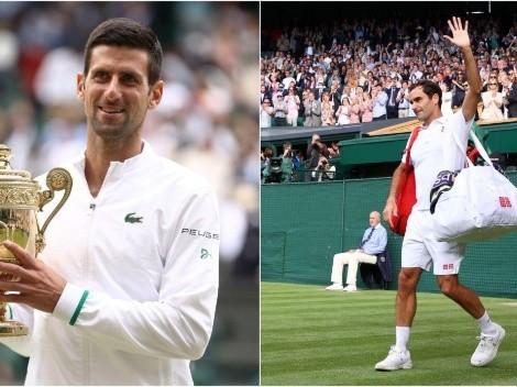 Rumo a Tóquio? Novak Djokovic pode se juntar a Roger Federer e não participar das Olimpíadas