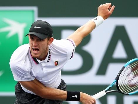 Nicolás Jarry va por los cuartos de final  en el Challenger 80 de Todi