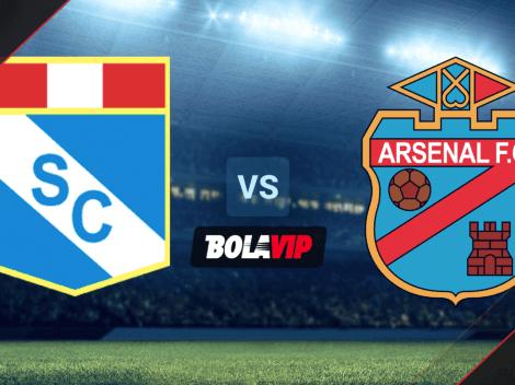Cómo ver Sporting Cristal vs. Arsenal EN VIVO por Copa Sudamericana | Octavos de final ida