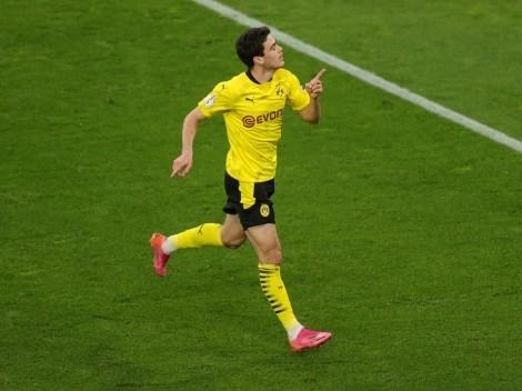 Gio Reyna usará un nuevo número en Borussia Dortmund para temporada 2021-2022