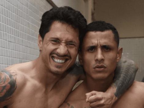 Gianluca Lapadula felicitó a Yoshimar Yotún por estar en el 'Once ideal de Copa América'