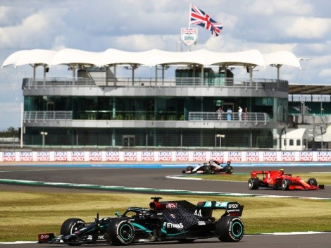 F1 British GP 2021: Date, time and TV Schedule