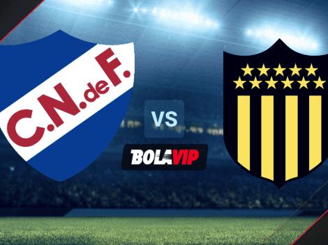VER HOY Nacional vs. Peñarol por Copa Sudamericana | Octavos de final ida | Clásico Uruguayo | EN VIVO