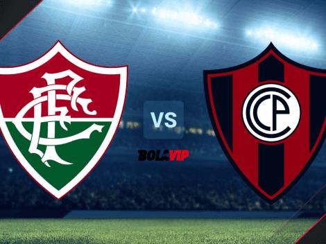 Fluminense vs. Cerro Porteño: día, horario y canal de TV para ver EN VIVO el partido por la Copa Libertadores