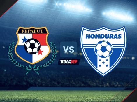 Cuándo comienza Panamá vs. Honduras | Fecha, hora y TV para VER EN DIRECTO el partido por la Copa Oro 2021