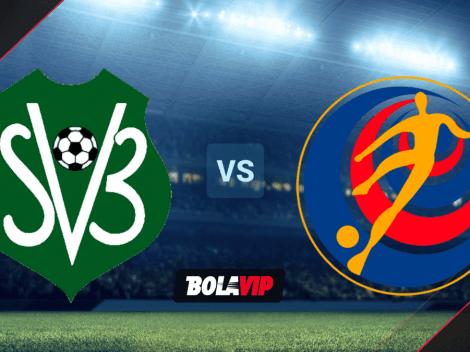 Cómo ver Surinam vs. Costa Rica EN VIVO por Copa Oro 2021   Grupo C   HOY