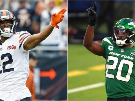 Los jugadores NFL que no renovarían contrato con sus franquicias