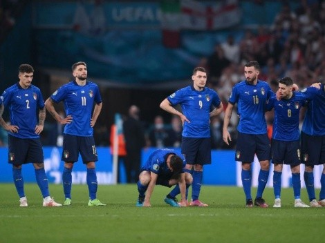Un italiano campeón de Eurocopa se postula para competir por el Balón de Oro