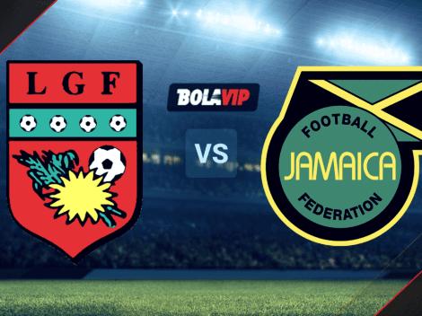 Cómo ver Guadalupe vs. Jamaica por la Copa Oro 2021 | VER AHORA | EN VIVO | Grupo C